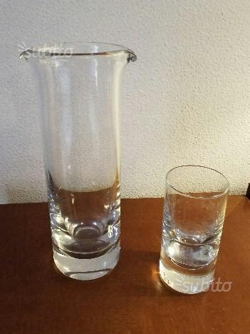 henriette bicchieri brocca e 6 bicchieri henriette posot class