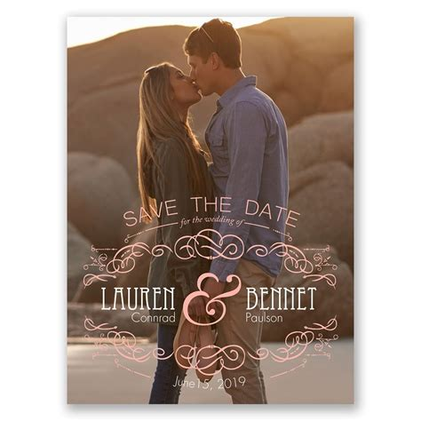 Favorite Photo Save the Date | Invitations by Dawn