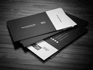 Black And White Cards Black And White Business Cards Design 50 Inspiring