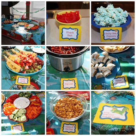 arrgh mateys pirate themed birthday party khais bday