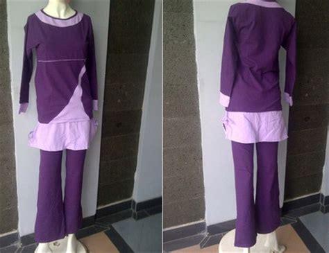 11 koleksi dan contoh trend baju senam muslim