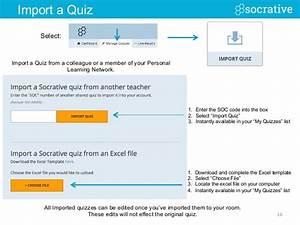 Socrative User Guide