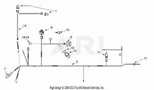 Mtd 14aw804h401  2000  Parts Diagram For Electrical Kohler