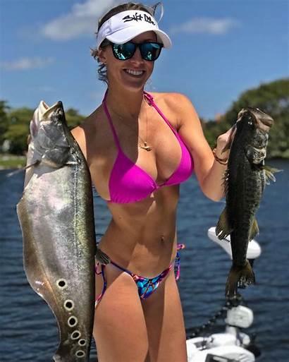 Fishing Stark Vicky Bikini Fly Fish Country