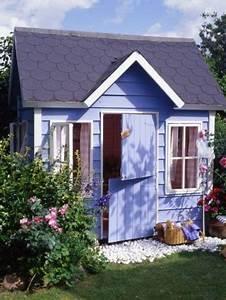 Gartenhaus Holz Klein : dieses gartenhaus ist ein echter kindertraum balkon garten ~ Orissabook.com Haus und Dekorationen