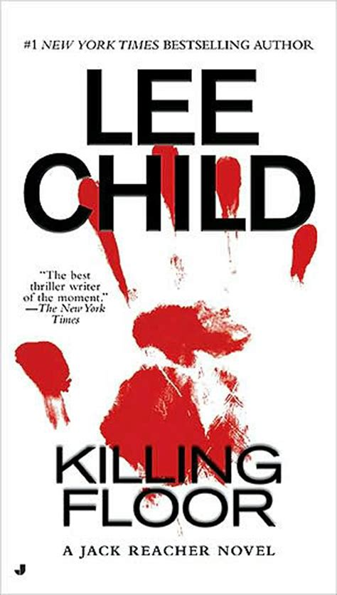 reacher killing floor child killing floor reacher book 1