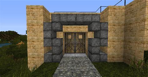 modern underground house minecraft project