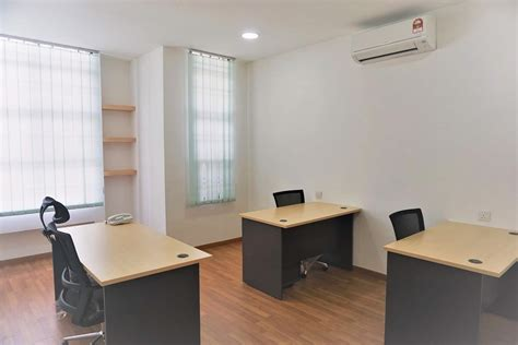 Office Desk Johor by V Workspace Johor Bahru Bukit Indah Office For Rent