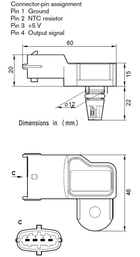 Home » Shop » Sensors » Pressure Sensors » Bosch 1 Bar