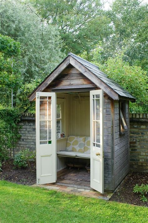 Small Backyard Sheds - 8 summer outdoor reading spaces reading nooks backyard