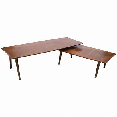 Coffee Table Mid Swivel Century Pivot Modern