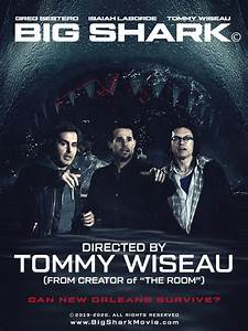 Big Shark: Tommy Wiseau releases 'preposterous' trailer ...