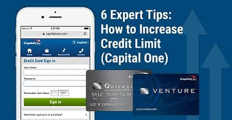 Should i increase my credit limit? 6 Expert Tips → How to Increase Credit Limit (Capital One) - CardRates.com