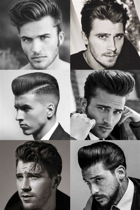 Mens Hairstyles From The 50s by 1950s Hairstyles For Best Hairstyles For 1950s