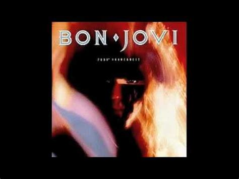 Bon Jovi Price Love Youtube