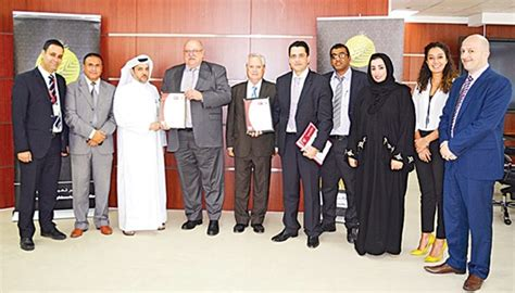 bureau veritas qatar al meera s supply chain department wins iso 9001 2015