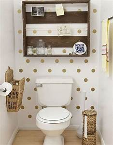 stunning decoration toilette photos design trends 2017 With idee deco wc original