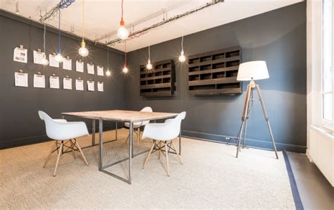 ambiance bureau be coworking le bureau alternatif de fil en archive