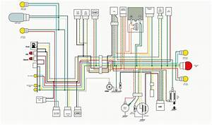 Wiring Diagram Of Honda Wave 125