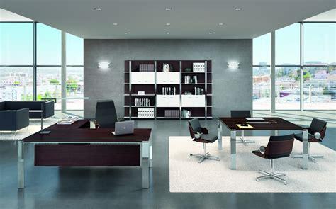 ceo office interior design white zenon italian executive office desk tag office Modern