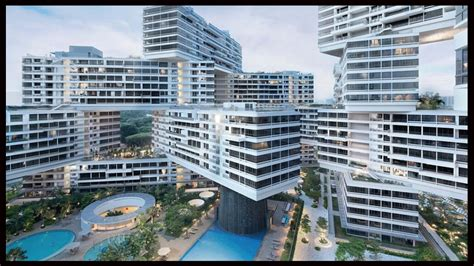 The Interlace Singapore World Building Year
