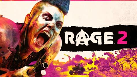 Rage 2 Welcomes You To Their Crazy World