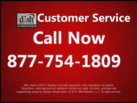 phone number for dish network customer service dish network customer service phone number