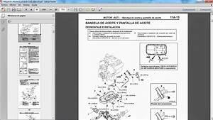 Manuales De Taller De Mitsubishi  Mitsubishi Montero