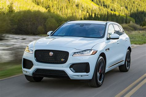 2019 Jaguar Fpace New Car Review Autotrader