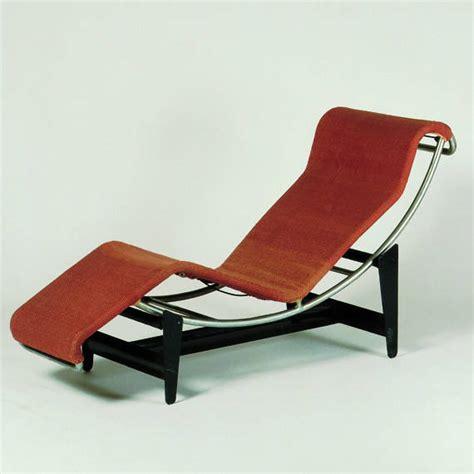 le corbusier chaise longue chaise longuel le corbusier jeanneret