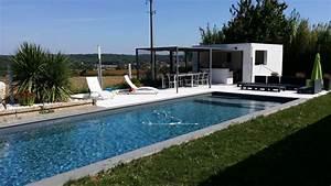photo piscine liner gris kirafes With photo piscine liner gris