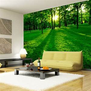 Aliexpress buy forest wood landscape trees wallpaper