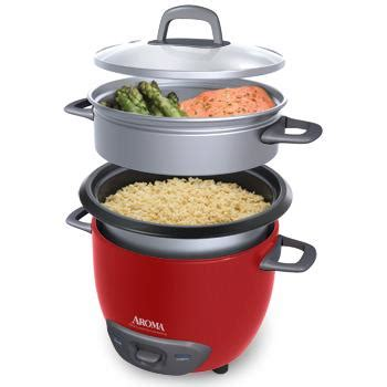amazoncom aroma  cup cooked pot style rice cooker