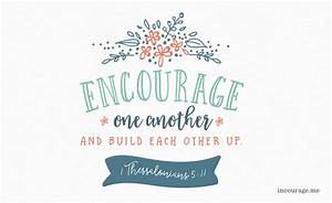 5 Simple Ways t... Encourage Someone Quotes