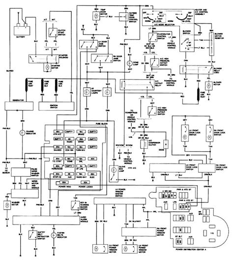 1992 Chevrolet Silverado Wiring Diagram by 13 Best Manuals Images On Electrical Wiring