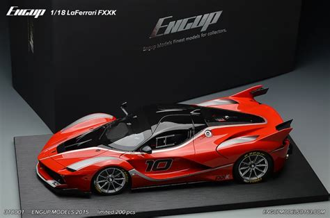 ferrari fxx  engup models  ferrari modelisme