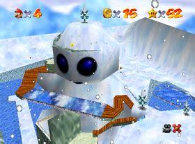 snowmans land super mario wiki  mario encyclopedia