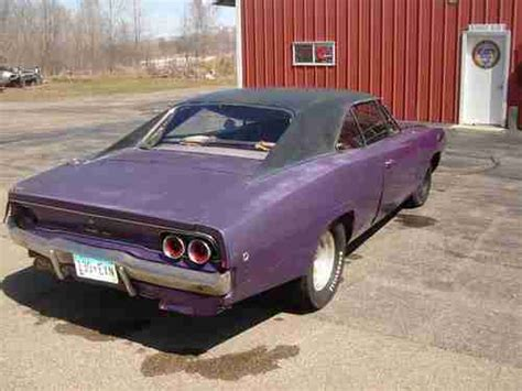 1968 Dodge Charger For Sale Cheap by Buy Used 1968 Dodge Charger Project Cheap Car That Runs In