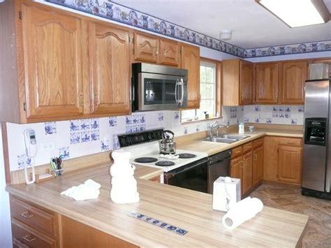 Delft Blue Kitchen Back Splash Blue And White Ceramic Tile