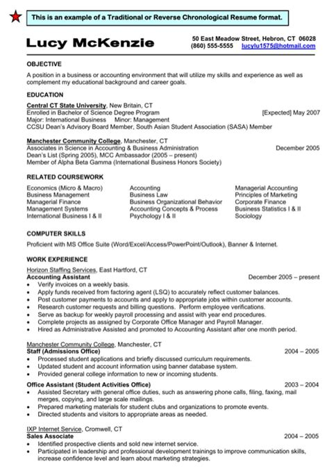 Traditional Resume Template Free by Traditional Resume Templates For Free Formtemplate