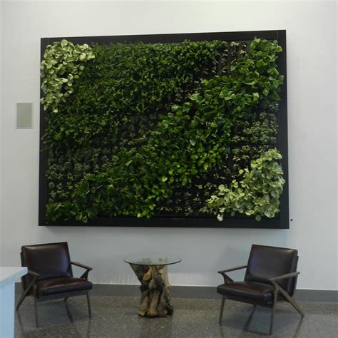 How To Make Vertical Garden Indoor Living Wall by How To Create A Living Wall In Your Home Hgtv