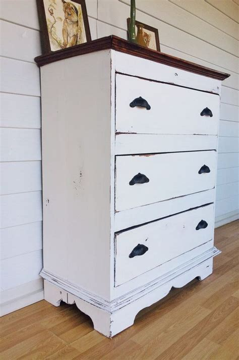 Rustic Upcycled Chest Of Drawers Country Furniture