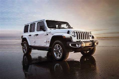 Mobil Jeep Wrangler by Jeep Wrangler Unlimited 2019 Harga Konfigurasi Review