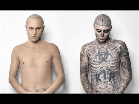 Zombie Boy Tattoo Cover Up Makeup : Go Beyond The Cover - YouTube