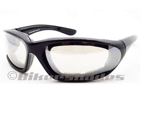 tinted motocross goggles anti glare mirror tinted yellow night vision motorcycle
