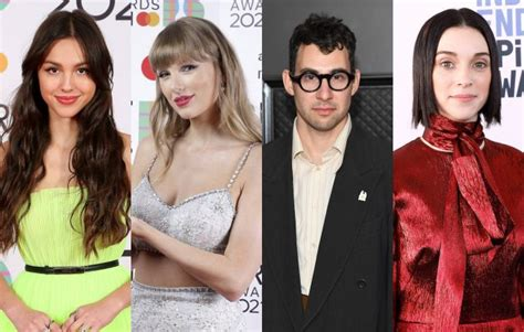 Taylor Swift, Jack Antonoff and St. Vincent given writer ...