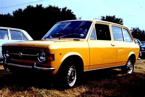 Image 13 Of 50 Fiat 125 1970 Fiat 125 Special Pictures