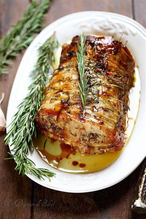 comment cuisiner un roti de porc les 25 meilleures idées de la catégorie porc sur