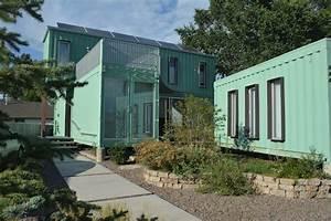 Container Haus Architekt : containerhaus die 6 spektakul rsten beispiele ~ Yasmunasinghe.com Haus und Dekorationen