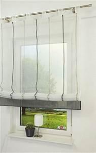 Raffrollo Mit Schlaufen 160 Breit : raffgardine 140 cm breit icnib ~ Orissabook.com Haus und Dekorationen